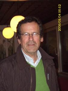Rolf Groß, Bauwart STG Geroksruhe