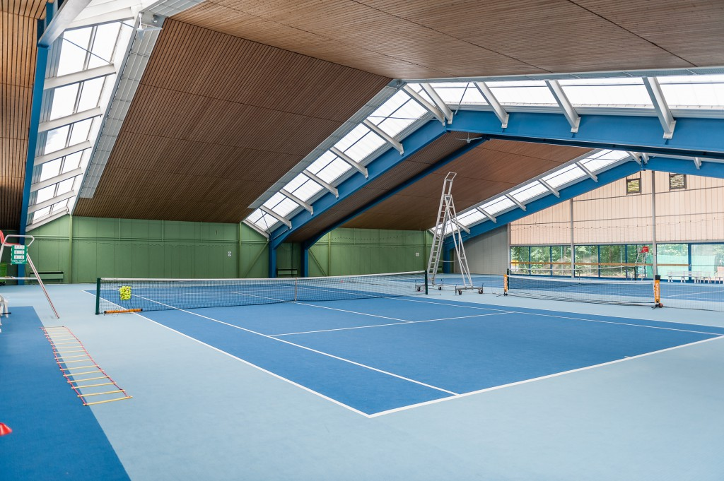 Tennishalle Stuttgart
