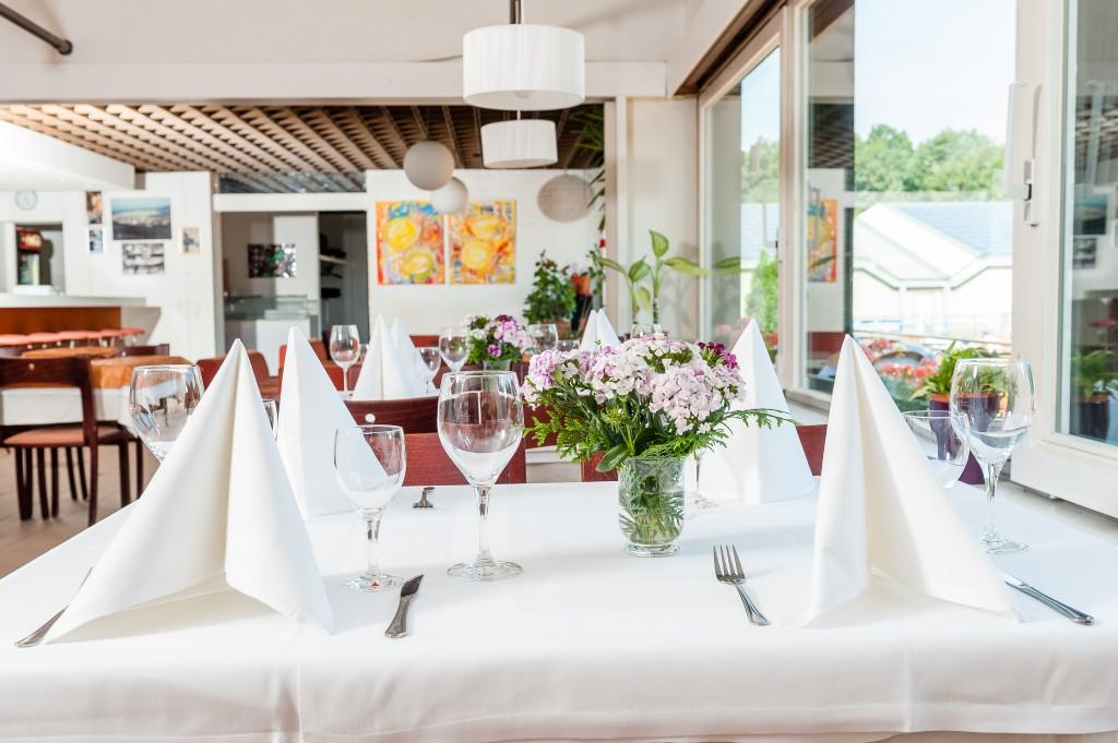 Räume Restaurant DaFranco, Stuttgart